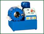Elektromos működtetésű tömlőprések (380 / 220 V)