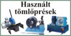 Használt tömlőgyártó gépek